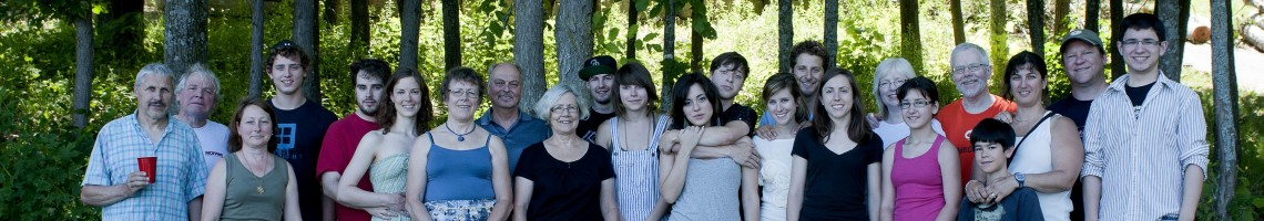 The Olders Family in Canada